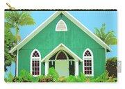 Holuoloa Church Carry-all Pouch