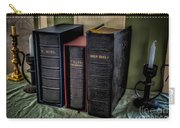 Holy Bibles Carry-all Pouch by Adrian Evans