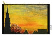 Holy City Sunset Carry-all Pouch