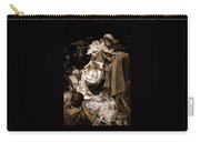 Holy Family Nativity - Color Monochrome Carry-all Pouch