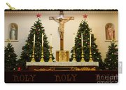 Holy Holy Holy Carry-all Pouch by Bob Christopher