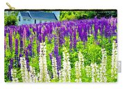 Holy Lupines Carry-all Pouch