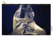 Holy Mother And Child Abstract II Carry-all Pouch