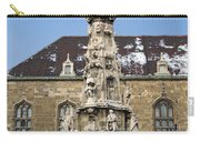 Holy Trinity Statue Budapest Carry-all Pouch