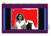 Homage Hedy Lamarr Nude Extasy 1932 Screen Capture Collage 1932-2012 Carry-all Pouch