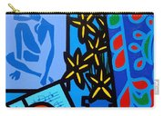 Homage To Matisse I  Carry-all Pouch