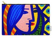 Homage To Pablo Picasso Carry-all Pouch