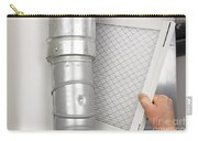Home Air Filter Replacement Carry-all Pouch