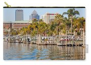 Home And Water And City Carry-all Pouch