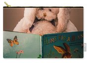 Home For A Bunny 1 Carry-all Pouch