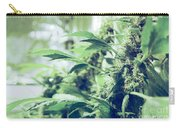 Home Grown Cannabis Plants. Carry-all Pouch