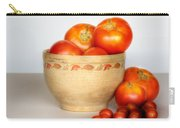 Home Grown Tomatoes II Carry-all Pouch