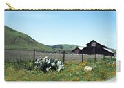 Home Home On The Range Carry-all Pouch