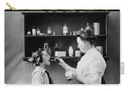 Home Medicine, C1900 Carry-all Pouch