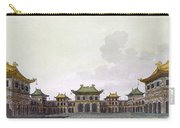 Home Of A Rich Individual In Peking Carry-all Pouch