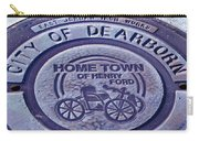 Home Of Henry Ford Carry-all Pouch