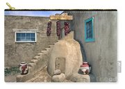 Home On Taos Pueblo Carry-all Pouch