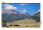 Home On The Range - A Westcliffe Ranch Carry-all Pouch