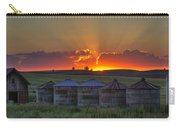 Home Town Sunset Panorama Carry-all Pouch