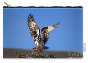 Homebuilder Carry-all Pouch by Mike  Dawson