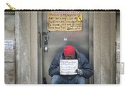 Homeless In The Usa Carry-all Pouch