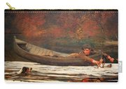 Homer's Hound And Hunder Carry-all Pouch