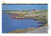 Homes Across Peggy's Cove-ns Carry-all Pouch