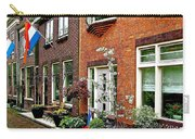 Homes Along The Canal In Enkhuizen-netherlands Carry-all Pouch