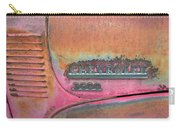 Homestead Chev Carry-all Pouch