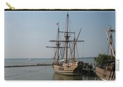 Homesteaders Sailing Ships Carry-all Pouch