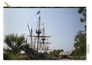 Homesteaders Ships Carry-all Pouch