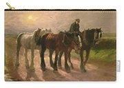 Homeward Carry-all Pouch by Harry Fidler