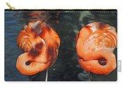 Homosassa Springs Flamingos 14 Carry-all Pouch