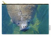 Homosassa Springs Manatee 4 Carry-all Pouch