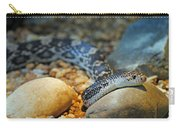 Homosassa Springs Snake Carry-all Pouch