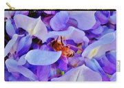 Honey Bee Cling Carry-all Pouch