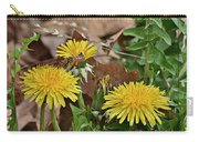Honey Bee Glee Carry-all Pouch