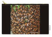 Honey Bee Swarm Carry-all Pouch