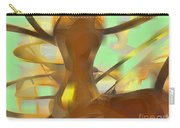 Honey Pastel Abstract Carry-all Pouch
