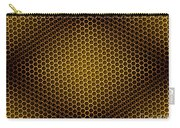 Honeycomb Background Seamless Carry-all Pouch