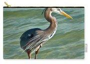 Honeymoon Island Heron Carry-all Pouch