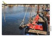 Honfleur Harbor  Carry-all Pouch
