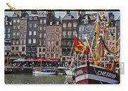 Honfleur Holiday Carry-all Pouch