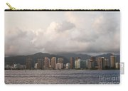 Honolulu At Sunset Carry-all Pouch