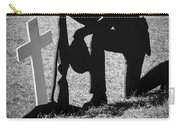 Honor In The Field Carry-all Pouch by Carolyn Marshall