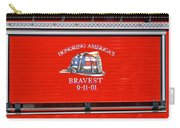 Honoring Americas Bravest Sept 11 Carry-all Pouch