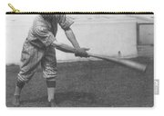 Honus Wagner Carry-all Pouch by Unknown