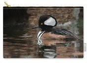 Hooded Merganser 2 Carry-all Pouch