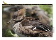 Hooded Merganser Female Carry-all Pouch