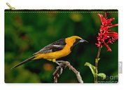 Hooded Oriole Male Carry-all Pouch